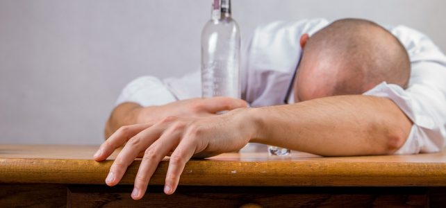 Sucht  – Alkohol und Co.