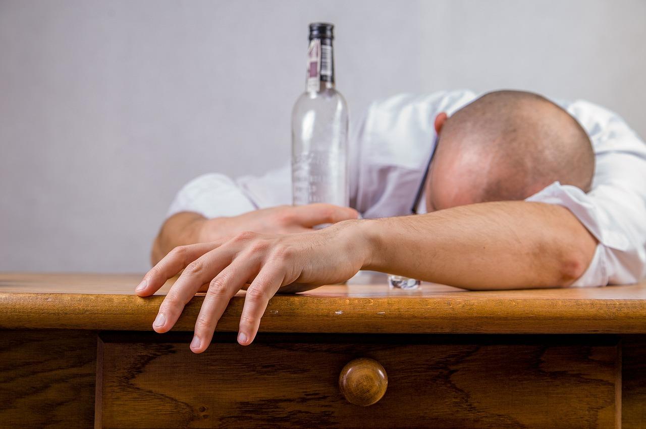 Alkohol, Sucht