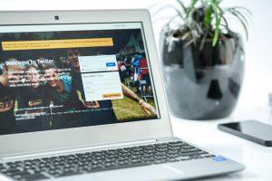 Homepage Webseite für Unternehmen TIME-VISIONS