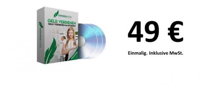 Evergreen-System 3.0 – Selbständig im Internet