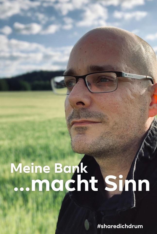 Geschäftskonto GLS-Bank, TIME-VISIONS, Werbung, Agentur, Kaiserslautern
