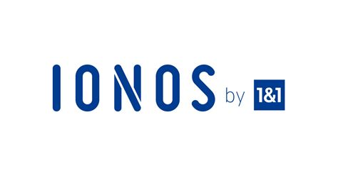 Logo Ionos by 1und1