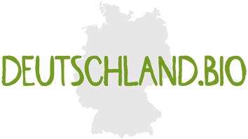 Logo Deutschland.bio by TIME-VISIONS