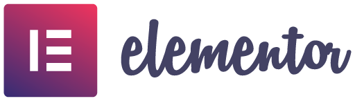 Logo Elementor - Time-Visions nutzt Elementor